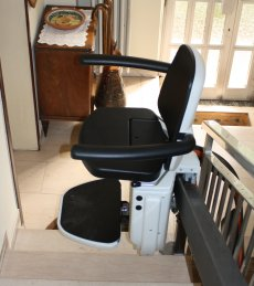 SC108 Chair Stairlift
